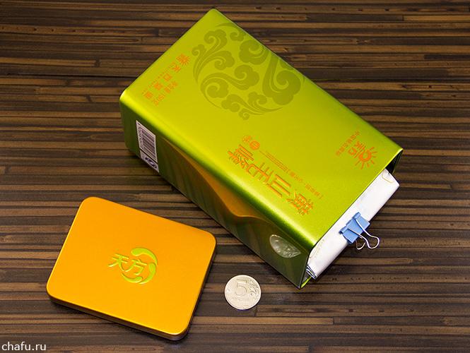 Упаковка хуаншань маофэн