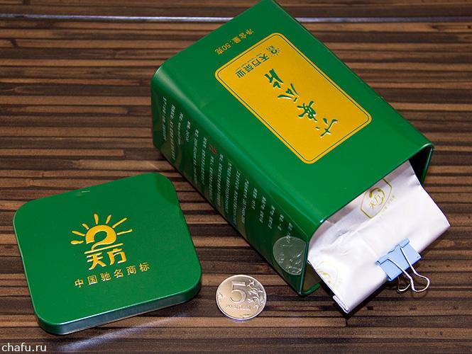 Упаковка люань гуапянь