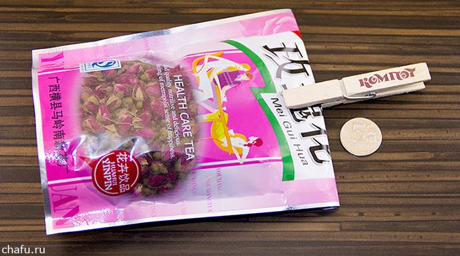 Упаковка роз