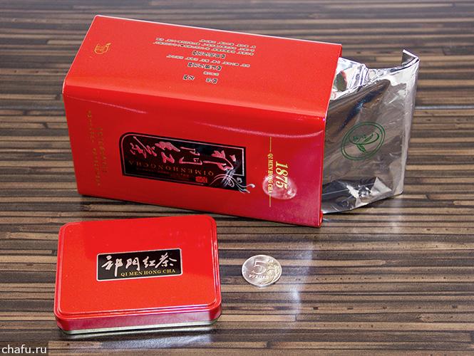Упаковка кимуна в красной банке