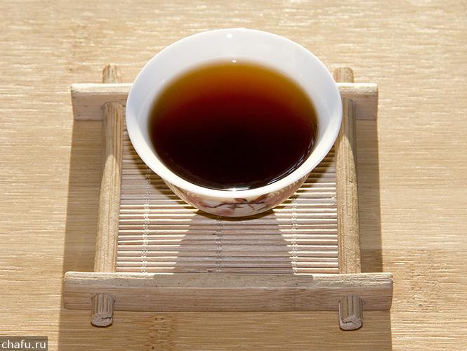 Чай шу пуэр 7262
