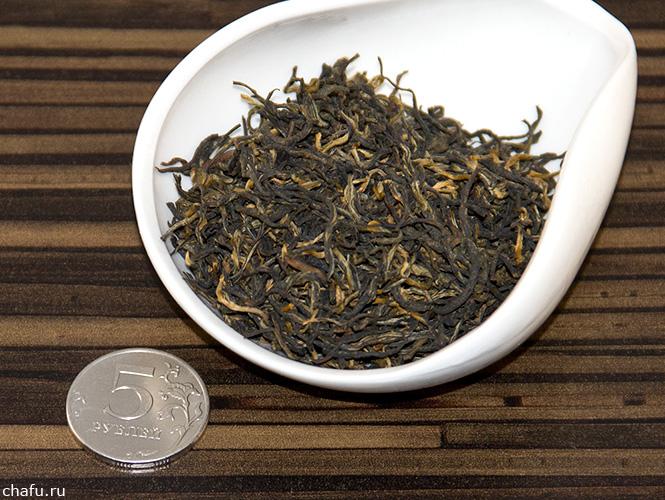 Цзинь цзюнь мэй от Bama Tea