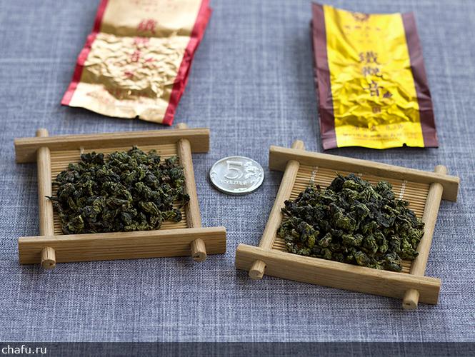 Тегуаньинь от My country Tea