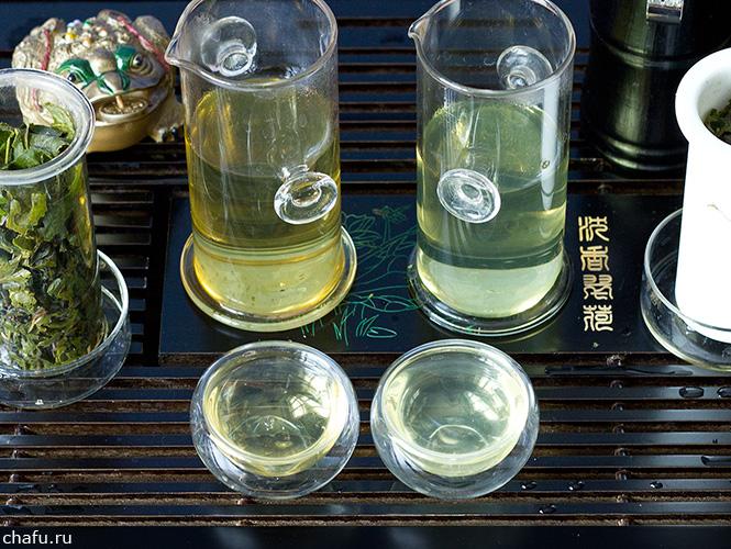 Чай тегуаньинь от My country Tea