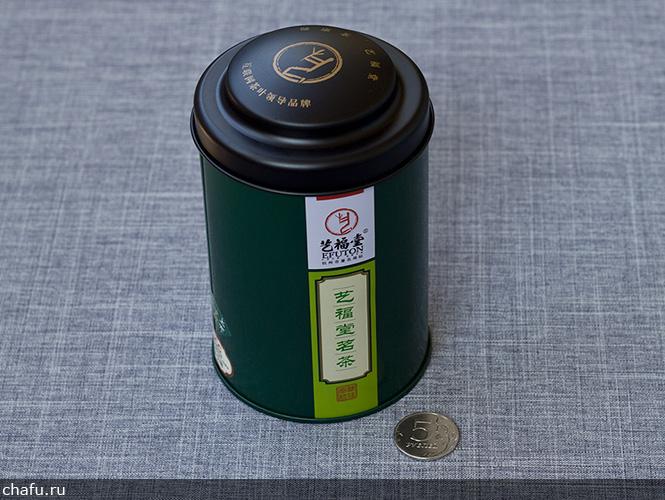 Упаковка цзюньшань иньчжэня