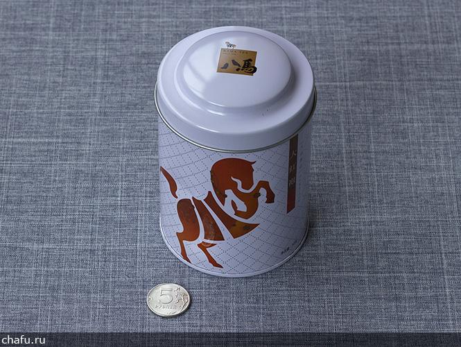 Упаковка дахунпао от Bama Tea
