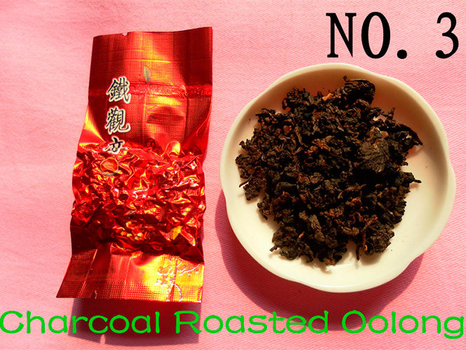 Charcoal Roaste Oolong