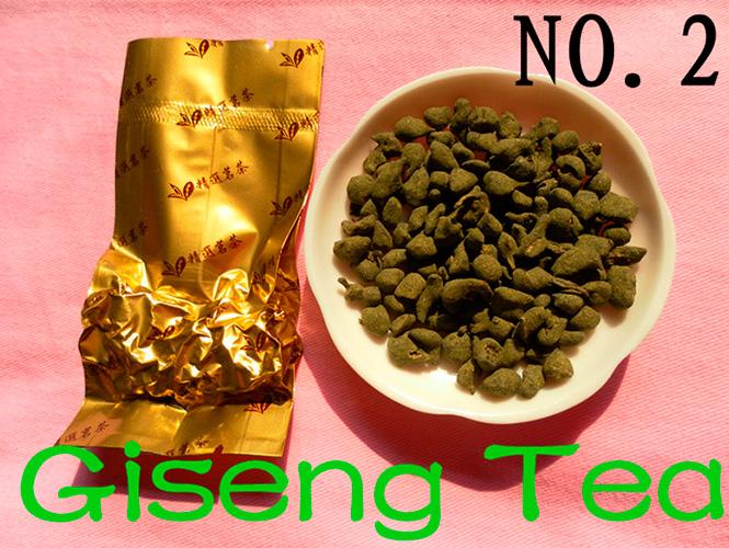 Giseng Tea
