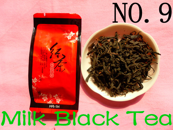 Milk Black Tea