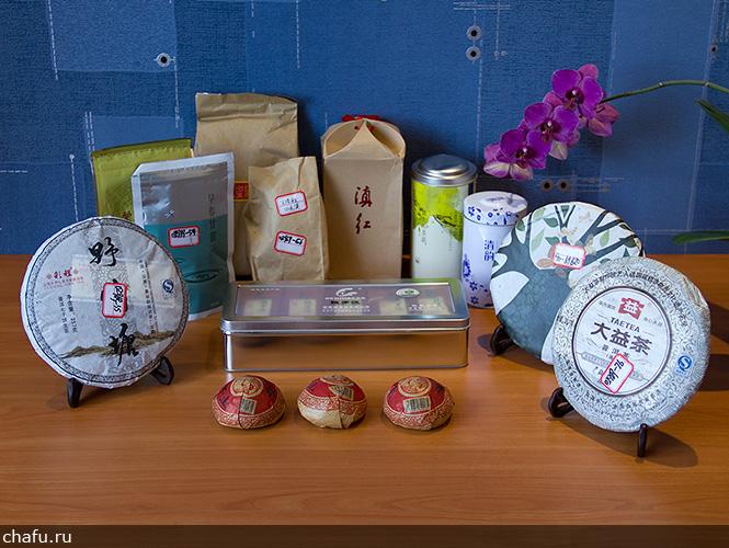 Совместная закупка чая №4