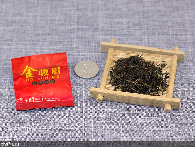 Цзинь цзюнь мэй от Fu Tea Store