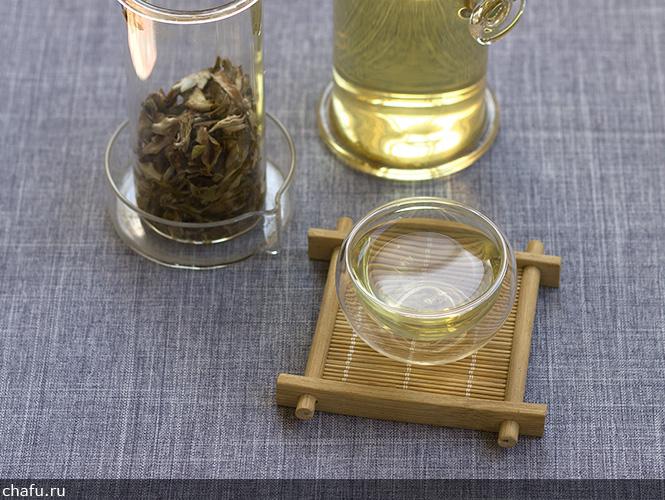 Белый чай от Robinson Fashion Store