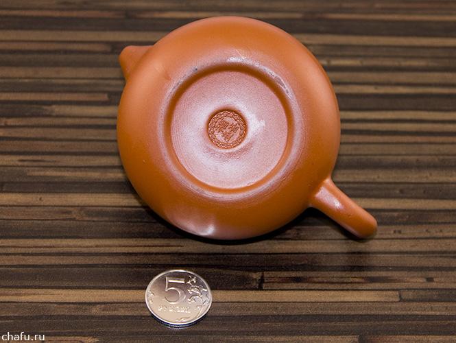 Печать мастера чайника из исинской глины