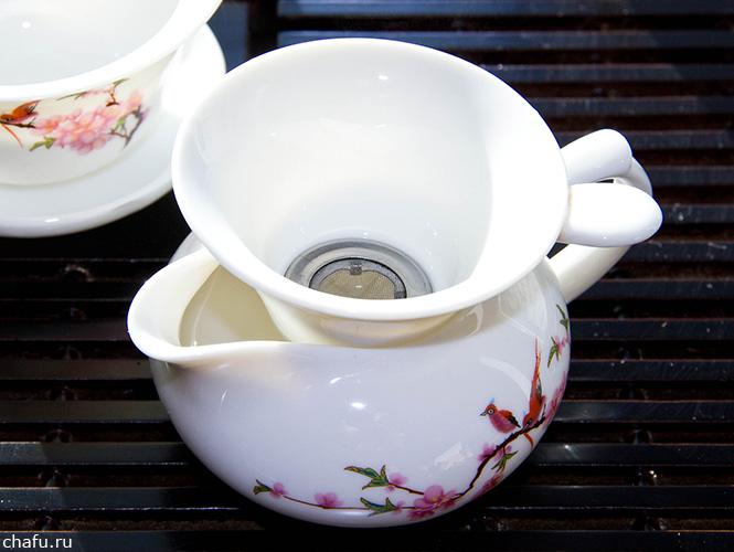 Чайная церемония гунфу ча